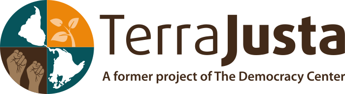 Logo of TerraJusta