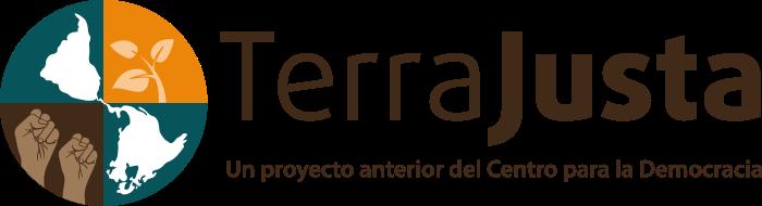 Logotipo de TerraJusta